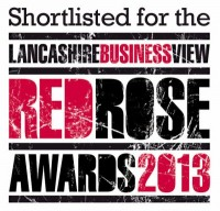 Red Rose shortlisted 2013