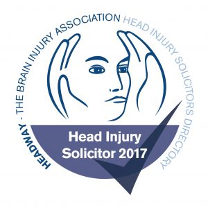 Head Injury Solicitor 2017 Headway