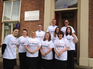 Family law solicitors supporting #4AVA