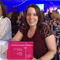 Debbie King, Corporate Solicitor