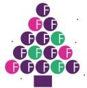 F Xmas tree