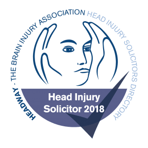 Head Injury Solicitor 2018