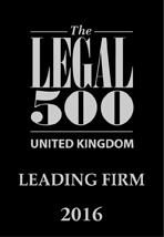 Farleys Solicitors Legal 500