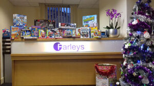 Farleys Christmas Wishes Appeal
