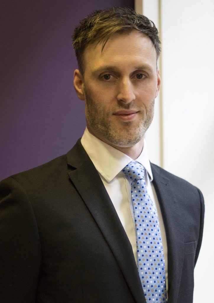Dan Draper - Commercial Litigation Partner - Farleys Solicitors