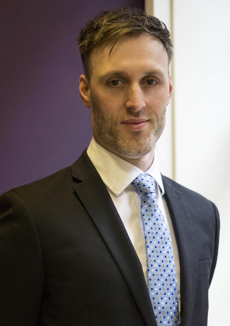 Dan Draper - Commercial Litigation Partner - Farleys Solicitors