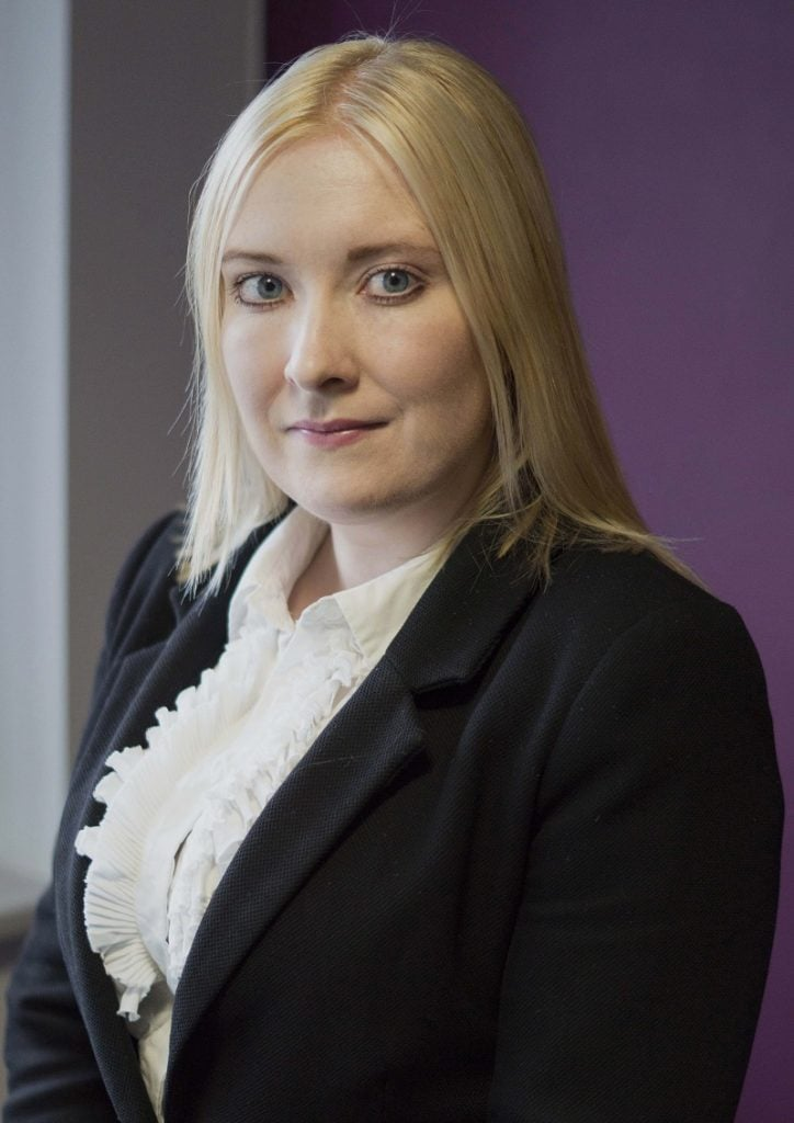 Rachel Harrison Commercial Litigation Solicitor Farleys Solicitors