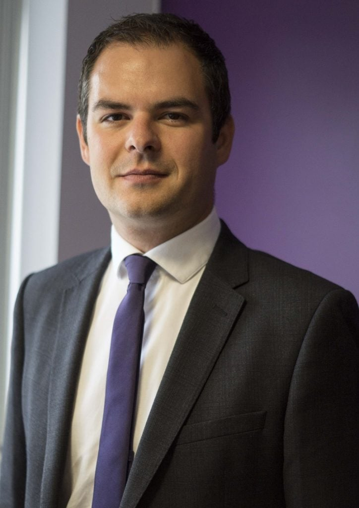 Stephen Greenwood - Commercial Solicitor - Farleys Solicitors