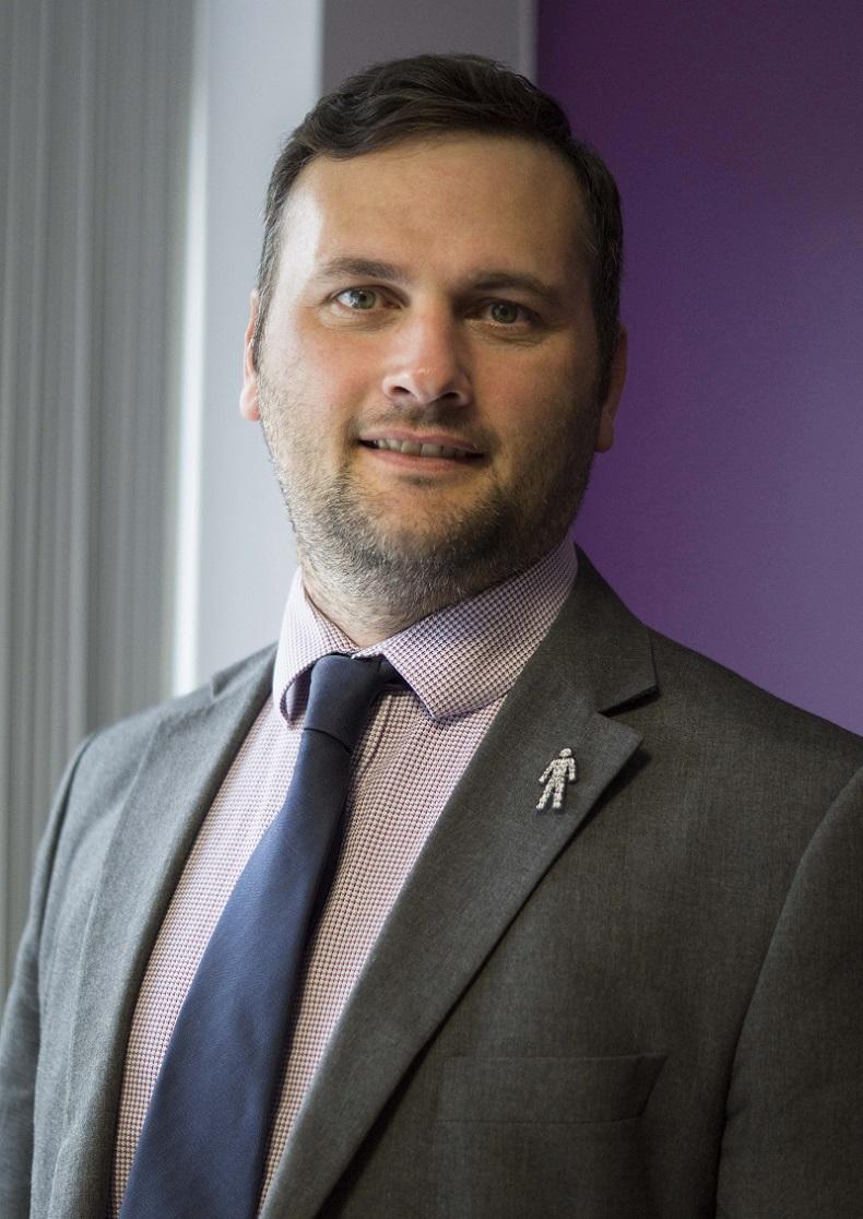 Stuart Brown - Criminal Executive - Farleys Solicitors