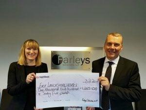 Farleys Wills Week East Lancashire Hospice