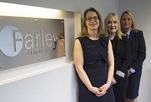 Charlotte Mills, Rachel Harrison and Laura Walmsley