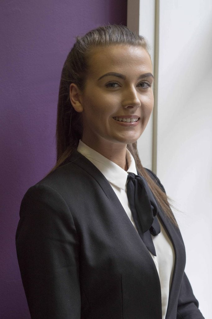 Molly Greenwood Commercial Executive Farleys Solicitors