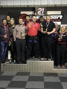 Karting Winners