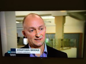 Jonathan Bridge - Funding for Inquests Granada News