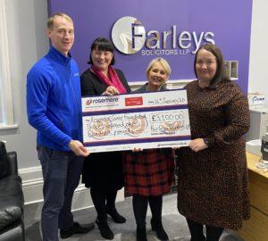 Farleys Solicitors Rosemere Pledge