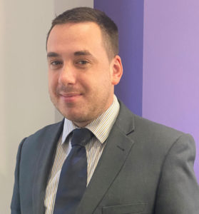 Gareth Hawden Solicitor and Higher Courts Advocate Farleys Solicitors