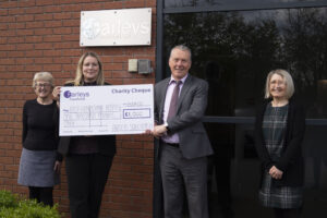 Farleys Solicitors Wills Week for East Lancashire Hospice