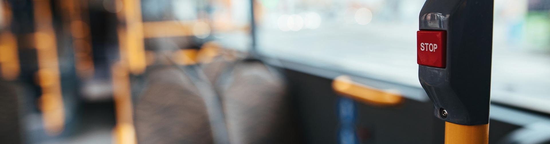 Bus Accident Compensation Claim Solicitors